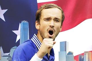 Medvedev vince gli US Open, sfuma il Grande Slam per Djokovic