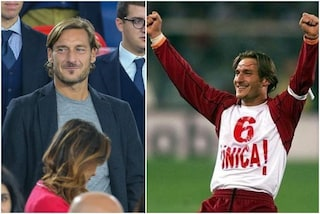 """Totti racconta il suo derby di Roma: """"Io lo vivevo male, soffrivo"""""""