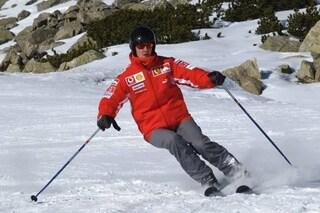 """Le ultime parole di Michael Schumacher prima dell'incidente: """"La neve non è buona, andiamo via"""""""