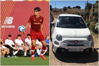 """Rubata l'auto dei genitori a Roma, Villar chiede aiuto: """"Se sapete qualcosa..."""""""