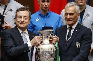 """Gravina vuole portare gli Europei in Italia: """"Ci candidiamo per Euro 2028"""""""