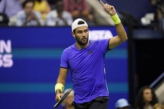 Berrettini parte bene a Indian Wells: Tabilo battuto in due set