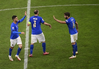 Quando si gioca Italia-Svizzera per le Qualificazioni Mondiali 2022: il calendario delle prossime partite