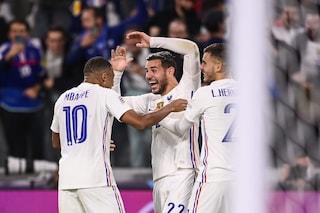 La rivincita di Theo Hernandez: primo gol dopo anni ai margini della Nazionale e Francia in finale