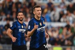 Lazio-Inter 3-1 risultato finale Serie A 2021/2022, tris firmato da Immobile, Felipe Anderson e Milinkovic