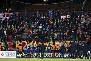 """""""Rimborsi per i 400 di Bodo"""": il grido dei tifosi della Roma dopo la figuraccia in Norvegia"""