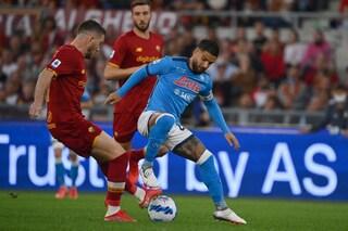 Roma-Napoli 0-0 Risultato finale Serie A 2021/2022, espulsi sia Mourinho sia Spalletti