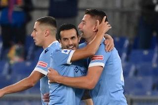 Atalanta corsara a Marassi con Zapata e Ilicic. Udinese-Verona in parità, Pedro fa godere la Lazio