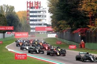Calendario F1 2022, è ufficiale: con Monza c'è anche Imola, poi la 'prima' a Miami