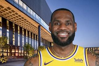 """Il """"LeBron James Innovation Center"""" realizzato da Nike è un capolavoro: la legacy è già realtà"""