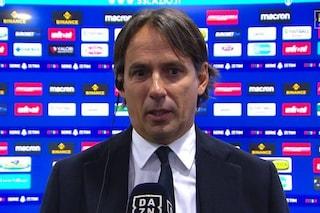 """""""Devi continuare a giocare non pensare a fermarti"""", Inzaghi critica l'Inter sul 2° gol della Lazio"""