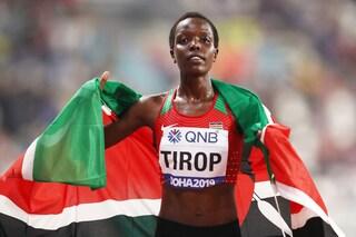 Svolta nel caso dell'omicidio dell'atleta keniana Agnes Tirop: arrestato il marito