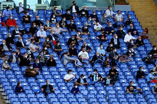 Perché i tifosi non vanno allo stadio nonostante l'aumento della capienza dopo la pandemia