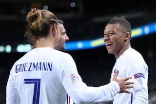 Mbappé al Newcastle, Griezmann sapeva già tutto: il video risale a tre mesi fa