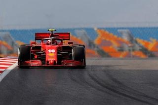 F1 2021, prove libere del GP Turchia: a che ora e dove vederle