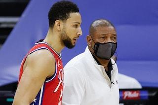 Prove di pace tra Ben Simmons e Philadelphia 76ers: si allena dopo settimane di tensione