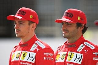 """Sainz immagina una lotta per il Mondiale con Leclerc: """"Il rapporto diventerà più teso"""""""