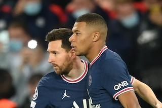 """""""Io corro e Messi cammina, non c'è problema"""": Mbappé adesso va a ruota libera"""