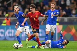Nations League, Italia-Spagna 1-2 risultato finale: gli highlights della partita