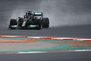 """La Mercedes risponde alle critiche di Hamilton in Turchia: """"Sarebbe arrivato 8°"""""""
