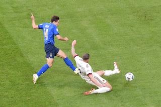 Italia - Belgio 2-1, risultato finale di Nations League: Berardi-Barella regalano il 3° posto