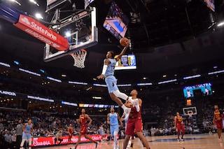 Ja Morant vuole mettere le mani sull'NBA: 37 punti e spettacolo all'esordio