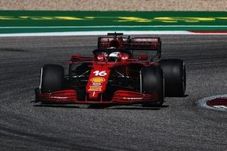 """La Ferrari cresce, Leclerc entusiasta: """"Una gara molto buona, la migliore della stagione"""""""