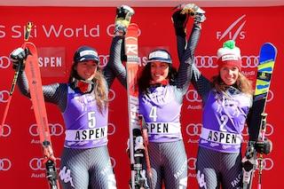 L'Italia dello sci alpino pronta a ripartire: team spaccato tra Brignone e Goggia-Bassino