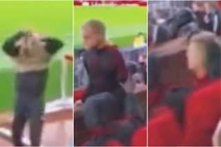 Van de Beek non ce la fa più allo United: Solskjaer lo ignora, lui esplode in panchina