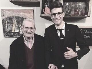 Lutto per Filippo Ganna, morto nonno Ambrogio: gli regalò la prima bici