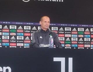 """Allegri vuole sfruttare l'entusiasmo della Juve: """"Il derby per sistemare la classifica"""""""
