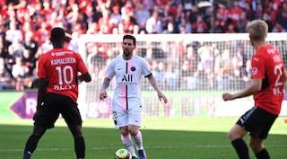 Il PSG cade in campionato: giocano Messi, Neymar, Mbappé e Donnarumma, ma il Rennes trionfa 2-0
