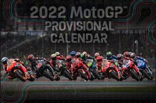 Il calendario provvisorio della MotoGP 2022: il primo senza Valentino Rossi, il più lungo di sempre