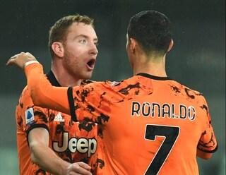 """Kulusevski ha già dimenticato Cristiano Ronaldo: """"Pensiamo a vincere non a chi è andato via"""""""