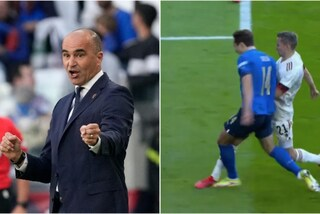 """Per Martinez il ko del Belgio con l'Italia è colpa dell'arbitro: """"Dove finiremo con il Var?"""""""