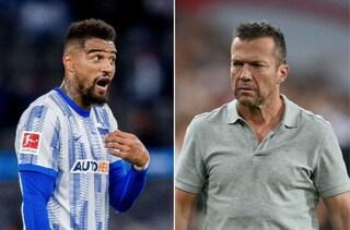 """""""Il suo tempo è finito"""": Lothar Matthäus fa infuriare Kevin-Prince Boateng"""