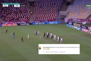 """Poca fortuna in Serie A, ora incanta anche Pogba: """"Sto aspettando la tua maglia"""""""