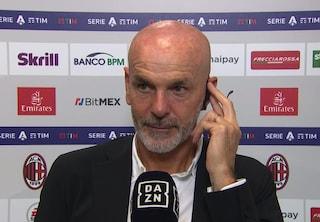 """Pioli già sapeva che il suo Milan avrebbe vinto: """"Negli spogliatoi ho visto gli sguardi giusti"""""""