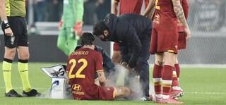 Incubo Zaniolo, nuovo infortunio al ginocchio in Juve-Roma: necessari ulteriori esami
