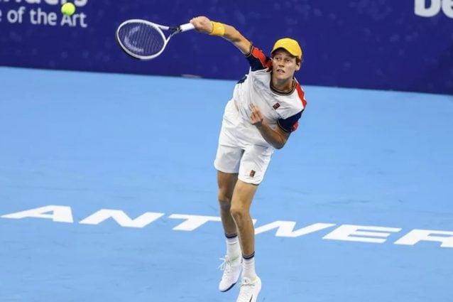 Semifinale ATP Anversa,  oggi Sinner – Harris : orari e dove vederla in TV