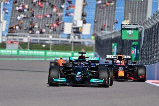 Formula 1, GP USA prove libere 1: Mercedes vola, Bottas 1° e Hamilton 2°. Ferrari dopo Verstappen 3°