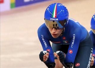 Elisa Balsamo medaglia di bronzo nell'Omnium ai Mondiali: l'azzurra fa gioire ancora l'Italia