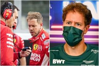"""Vettel scarica le colpe sulla Ferrari per il 2018: """"Mai competitivi con Hamilton e la Mercedes"""""""