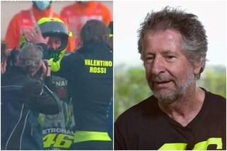 """""""A Misano con il magone"""": la sofferenza di papà Graziano per l'ultima in Italia di Valentino Rossi"""