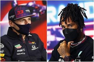 """Verstappen sposta la pressione per il titolo F1 su Hamilton: """"A me non cambia la vita"""""""