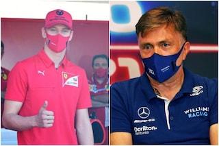 """Williams pronta a scippare Mick Schumacher alla Ferrari: """"Merita una macchina con cui può vincere"""""""