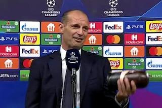 """La Juve vince ancora, ma Allegri non è contento: """"Abbiamo sbagliato molto, partita non bella"""""""