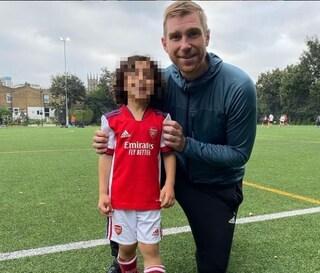 """L'Arsenal ingaggia un bambino che va ancora all'asilo: """"Fa cose incredibili alla sua età"""""""