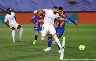 Barcellona-Real Madrid dove vederla in TV su Sky o DAZN: El Clasico in diretta, canale e streaming