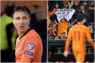 """""""Non è giusto"""", Berghuis fischiato in nazionale come Donnarumma"""